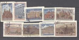 Ru0  -  Russie  :  Yv  1414-22  (o) - Gebruikt