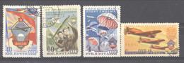 Ru0  -  Russie  :  Yv  1576-79  (o) - Gebruikt