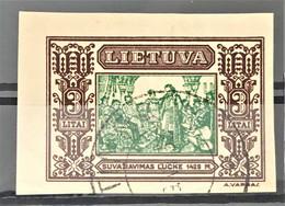 LITHUANIA 1932 - Canceled - Sc# 271 - Lithuania
