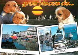 Animaux - Chiens - Race à Définir - Chiots - Cherbourg - Multivues - CPM - Voir Scans Recto-Verso - Honden