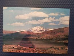Old Postcard Mongolia Otogon Tenghir Mountain, 1970s - Mongolia