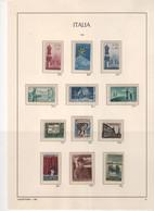 1958 Repubblica Annata  Completa Come Da 2 Foto MLH - 1946-60: Mint/hinged