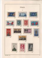 1959 Repubblica Annata  Completa Come Da 2 Foto MLH - 1946-60: Mint/hinged