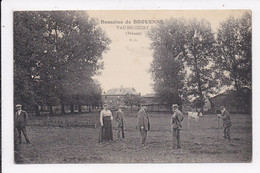 CP 55 VAUBECOURT Domaine De Brouenne - Other Municipalities