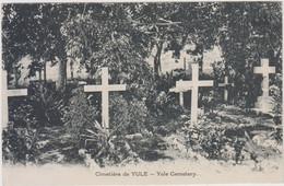 Cimetière De Yule - Yule Cemetery - Papua Nuova Guinea
