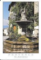 PROVENCE - La Fontaine - Provence-Alpes-Côte D'Azur