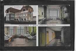 AK 0732  Hohenems - Kaiserin Elisabeth Krankenhaus / Verlag Heim Um 1914 - Hohenems