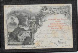 AK 0732  Haibach Bei Schärding - Gasthof Mauth / Lithographie Um 1898 - Schärding