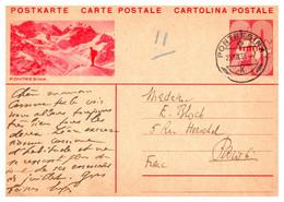Suisse - Entiers Postaux - Interi Postali