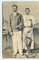 MOZAMBIQUE - BEIRA - Couple - AC Vieira - Mozambique
