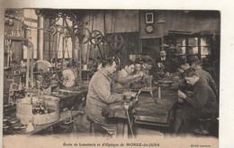école De  Lunetterie Et D'Optique De  MOREZ - Du - JURA - Morez