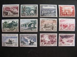 Grande Série Coloniale: TTB Série  Complète: F.I.D.E.S. . Neufs XX . - 1949 75e Anniversaire De L'UPU