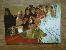 Mauritanie , Symbole De L'hospitalité , Le Thé - Mauritania