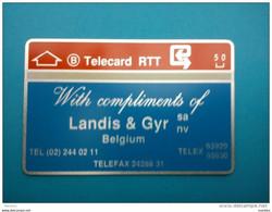 P 4 Landis & Gyr 810 E (Mint,Neuve) Rare ! - Without Chip