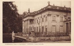Warszawa.Lazienki Palace. - Polonia