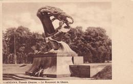 Warszawa.Chopin Monument. - Polonia