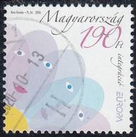 HUNGARY  EUROPA  2006  Very Fine Used - 2006
