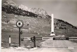 05 Mont Genévre Vue Générale De La Douane - Autres Communes