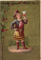 Chromos - Biscuits Pernot-Gille - Dijon - Le Whiskey - E 5193 - Pernot