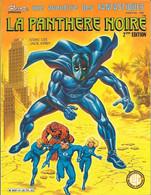 Les Fantastiques N°41 La Panthère Noire (2e édition) - LUG 1986 TB - Fantastic 8