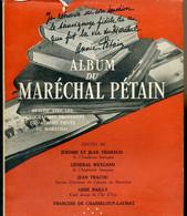Album Du Maréchal Pétain - War 1939-45