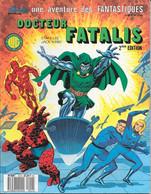 Les Fantastiques N°42 Docteur Fatalis (2e édition) - LUG 1987 TB - Fantastic 8