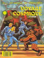 Les Fantastiques N°43 Voyage Cosmique (2e édition) - LUG 1987 TB - Fantastic 8