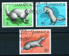 Jamaica Nº 374/76 Usado - Jamaica (1962-...)