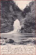 Veldes (Bled) * Rotwein, Wasserfall, Felsen, Alpen * Slowenien * AK013 - Slovenië