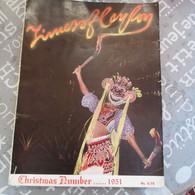 Ceylon 1951 Reclame - Viaggi/ Esplorazioni
