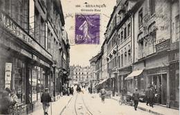 BESANCON - Grande Rue. Edition CLB, N° 266. Circulée En 1928. Bon état. - Besancon