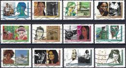 France 2009 - Mi 4620/31 - YT Ad 274/85 ( Women From All Over The World ) Complete Set - KlebeBriefmarken