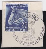 Deutsches Reich   .    Michel     .    779   .   Auf Papier      .      O    ,     Gebraucht - Used Stamps