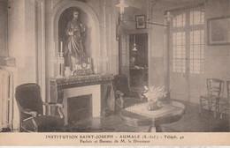 76 - AUMALE - Institution Saint Joseph - Parloir Et Bureau De M. Le Directeur - Aumale