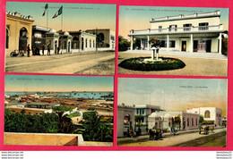 LOT DE 4 CPA (Réf : Z 914) (AFRIQUE -MAROC) CASABLANCA - Casablanca