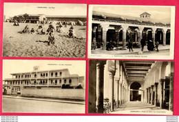 LOT DE 4 CPA (Réf : Z 917) (AFRIQUE -MAROC) CASABLANCA - Casablanca
