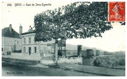 89 SENS - Gare De Sens Egreville - Sens
