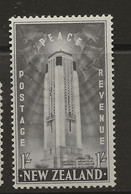 New Zealand, 1946, SG 677, Mint Hinged - Unused Stamps