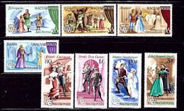 Hungary 1848-55 MNH 1967 Opera Scenes    (ap2972) - Unclassified