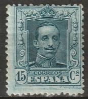 Spain 1922 Sc 336  MH* Some Disturbed Gum - Unused Stamps