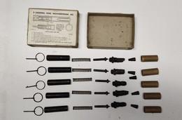5 LIGHTERS, FUSE, WEATHERPROOF, M2 - Armi Da Collezione