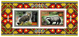 Europa Cept - 2021 - Transnistria, PMR. Moldova - 1.Mini S/Sheet ** MNH - 2020