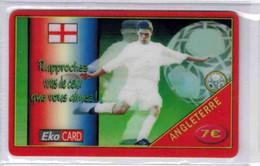 EKO CARD - 7 € - Football - Angleterre - Voir Scans - Antilles (French)