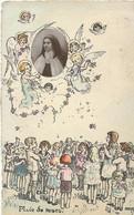 424 - Pluie De Roses - Anges -Ste Thérèse - Dibujos De Niños