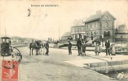 CUINCHY ECLUSE 1909 - Altri Comuni