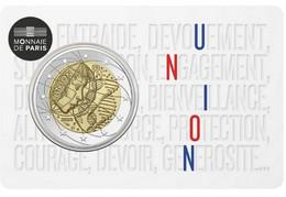 2 Euro Commemorative France 2020 Recherche Medicale Version UNION - Francia