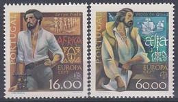 PORTUGAL 1488-1489,unused - Unused Stamps
