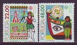 PORTUGAL 1531-1532,unused - Unused Stamps