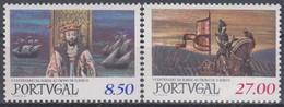 PORTUGAL 1537-1538,unused - Unused Stamps