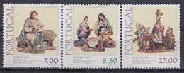 PORTUGAL 1549-1551,unused,Christmas 1981 - Unused Stamps